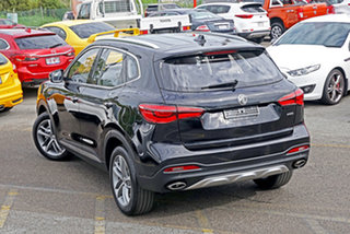 2020 MG HS SAS23 MY20 Excite DCT FWD Black 7 Speed Sports Automatic Dual Clutch Wagon.