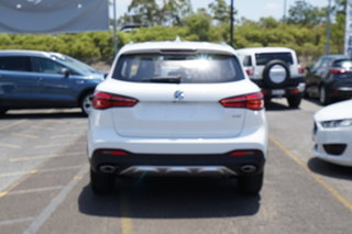 2020 MG HS SAS23 MY21 Core DCT FWD White 7 Speed Sports Automatic Dual Clutch Wagon