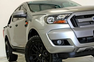 2016 Ford Ranger PX MkII MY17 XLS 3.2 (4x4) Grey 6 Speed Automatic Double Cab Pick Up.