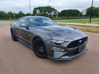 2019 Ford Mustang FN 2019MY GT Grey 10 Speed Sports Automatic Fastback.