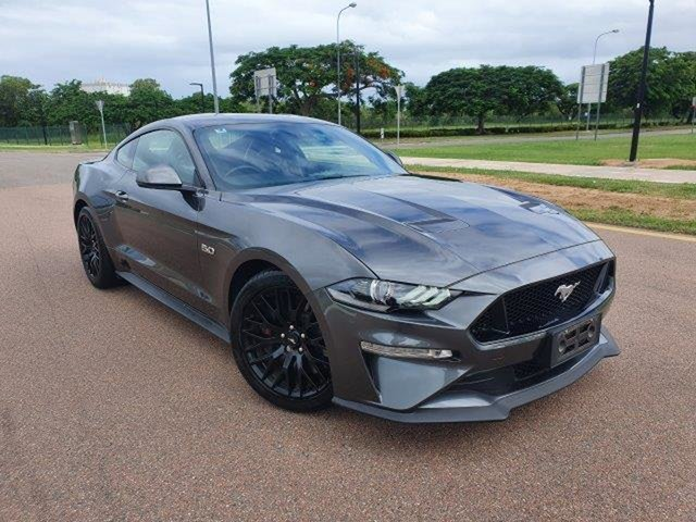 Used Ford Mustang FN 2019MY GT Townsville, 2019 Ford Mustang FN 2019MY GT Grey 10 Speed Sports Automatic Fastback