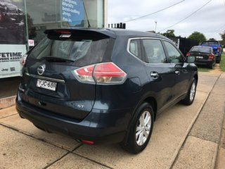2015 Nissan X-Trail T32 ST Blue Constant Variable