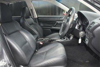 2007 Subaru Liberty B4 MY08 Premium AWD Silver 4 Speed Sports Automatic Sedan
