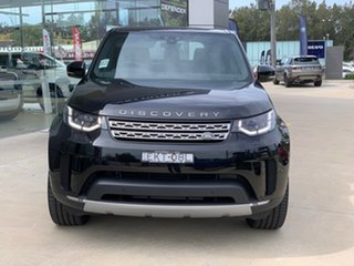 2019 Land Rover Discovery Series 5 L462 MY20 HSE Santorini Black 8 Speed Sports Automatic Wagon
