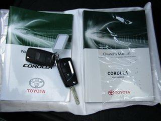 2015 Toyota Corolla ZRE182R MY15 Ascent Adventurine Silver 7 Speed CVT Auto Sequential Hatchback