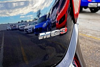 2020 MG MG3 SZP1 MY21 Core Black 4 Speed Automatic Hatchback
