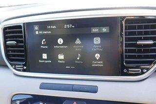 2021 Kia Sportage QL PE MY21 GT-Line (AWD) Black Cherry 8 Speed Automatic Wagon