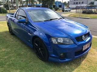 2011 Holden Commodore VE II SS Thunder Blue 6 Speed Manual Utility