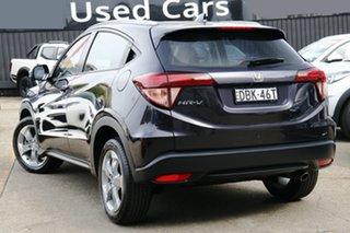 2015 Honda HR-V MY15 VTi-S Grey 1 Speed Constant Variable Hatchback.