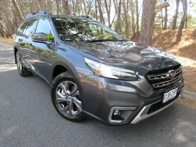 Demo Subaru Outback B7A MY21 AWD CVT Reynella, 2021 Subaru Outback B7A MY21 AWD CVT 8 Speed Constant Variable Wagon