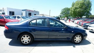 2003 Ford Falcon BA XT Blue 4 Speed Sports Automatic Sedan
