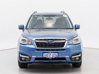 2017 Subaru Forester MY16 2.0D-L Blue Continuous Variable Wagon.