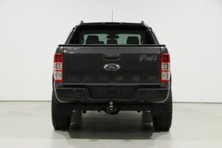 2017 Ford Ranger PX MkII MY17 FX4 Special Edition Grey 6 Speed Manual Double Cab Pick Up