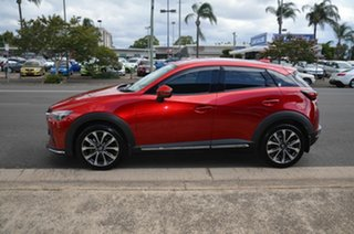 2018 Mazda CX-3 DK MY19 S Touring (FWD) Red 6 Speed Automatic Wagon
