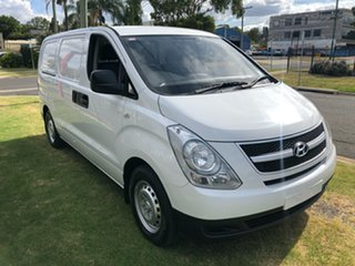 2014 Hyundai iLOAD TQ MY15 White 5 Speed Automatic Van