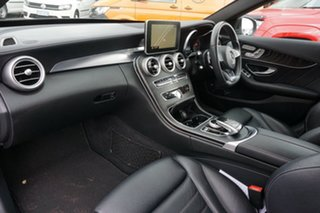 2015 Mercedes-Benz C-Class W205 C250 7G-Tronic + Black 7 Speed Sports Automatic Sedan
