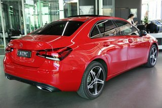 2019 Mercedes-Benz A-Class V177 800MY A200 DCT Red 7 Speed Sports Automatic Dual Clutch Sedan