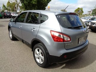 2011 Nissan Dualis J10 Series II MY2010 ST Hatch X-tronic Silver 6 Speed Constant Variable Hatchback