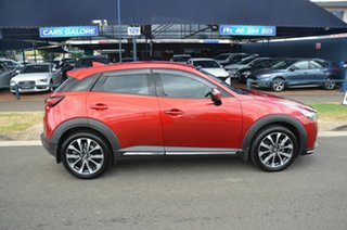 2018 Mazda CX-3 DK MY19 S Touring (FWD) Red 6 Speed Automatic Wagon.