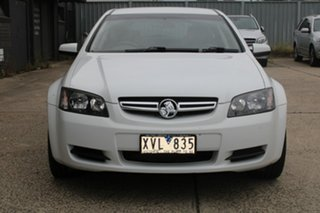 2010 Holden Commodore VE II International White 6 Speed Automatic Sportswagon.