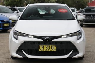 2018 Toyota Corolla Mzea12R Ascent Sport Glacier White Continuous Variable Hatchback