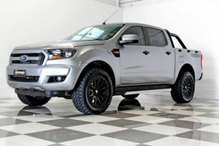 2016 Ford Ranger PX MkII MY17 XLS 3.2 (4x4) Grey 6 Speed Automatic Double Cab Pick Up