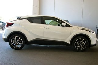 2018 Toyota C-HR NGX10R Koba S-CVT 2WD White 7 Speed Constant Variable Wagon