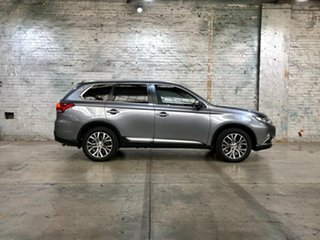 2017 Mitsubishi Outlander ZK MY17 LS 4WD Safety Pack Grey 6 Speed Constant Variable Wagon