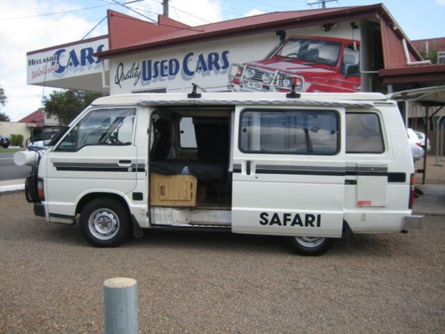 Used Toyota HiAce North Ipswich, 1985 Toyota HiAce White