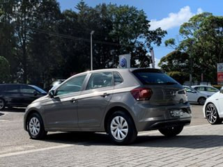2020 Volkswagen Polo AW MY20 70TSI Trendline Grey 5 Speed Manual Hatchback.