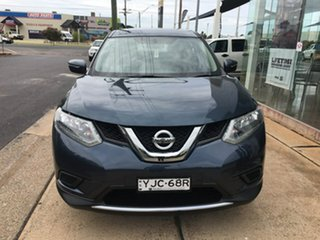 2015 Nissan X-Trail T32 ST Blue Constant Variable.