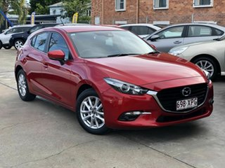 2017 Mazda 3 BN5476 Maxx SKYACTIV-MT Red 6 Speed Manual Hatchback.