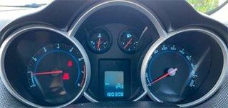 2009 Holden Cruze JG CD Silver 5 Speed Manual Sedan
