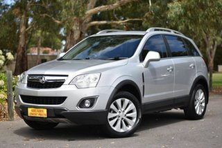 2015 Holden Captiva CG MY15 5 LT Silver 6 Speed Sports Automatic Wagon.