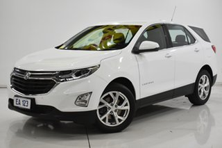 2019 Holden Equinox EQ MY18 LT FWD White 9 Speed Sports Automatic Wagon.