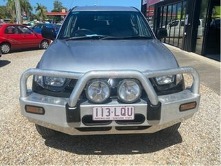 2007 Mitsubishi Triton ML MY08 GLS (4x4) Silver 4 Speed Automatic 4x4 Double Cab Utility