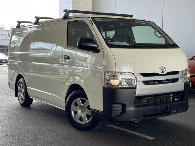 Pre-Owned Toyota HiAce South Morang, Kdh201r Van Lwb 4dr Auto 4sp 955kg 3.0dt