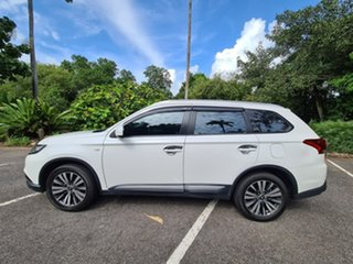2019 Mitsubishi Outlander ZL MY19 ES AWD White 6 Speed Constant Variable Wagon