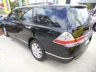 2007 Honda Odyssey 3rd Gen MY07 Luxury Black 5 Speed Sports Automatic Wagon