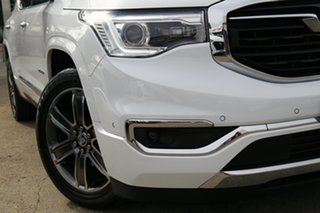 2019 Holden Acadia AC MY19 LTZ-V AWD Summit White 9 Speed Sports Automatic Wagon.