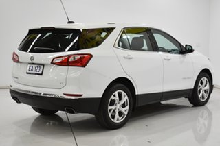 2019 Holden Equinox EQ MY18 LT FWD White 9 Speed Sports Automatic Wagon