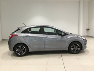 2012 Hyundai i30 GD Active Silver, Chrome 6 Speed Sports Automatic Hatchback.