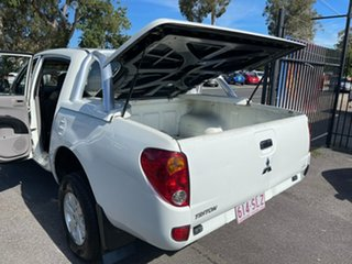 2008 Mitsubishi Triton ML MY08 GLX Double Cab 4x2 4 Speed Automatic Utility