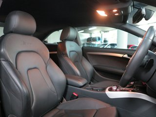 2016 Audi A5 8T MY16 S Tronic Quattro Black 7 Speed Sports Automatic Dual Clutch Coupe