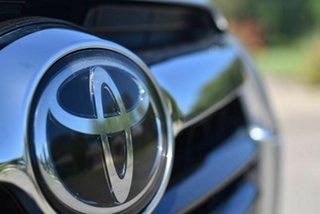 2016 Toyota Kluger GSU50R Grande 2WD Silver 6 Speed Sports Automatic Wagon