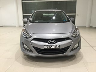 2012 Hyundai i30 GD Active Silver, Chrome 6 Speed Sports Automatic Hatchback
