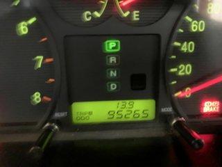 2004 Hyundai Sonata EF-B MY04 White 4 Speed Sports Automatic Sedan