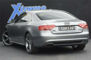 2010 Audi A5 8T MY10 S Tronic Quattro Grey 7 Speed Sports Automatic Dual Clutch Coupe
