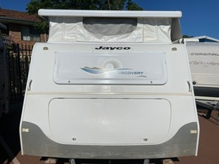 2008 Jayco Discovery Pop Top.