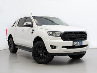 2019 Ford Ranger PX MkIII MY19.75 XLT 3.2 (4x4) White 6 Speed Automatic Double Cab Pick Up.